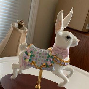 Lenox Carousel Collection • Bunny 🐰